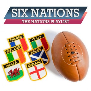 THE NATIONS: 6 NATIONS RUGBY